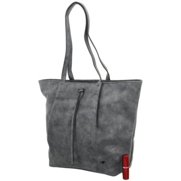 Tom Tailor Taschen Damen grau