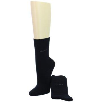 Camano Socken schwarz