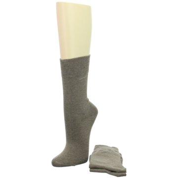 Camano Socken braun