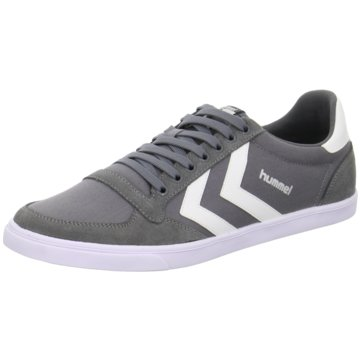Hummel Sneaker LowSneaker grau