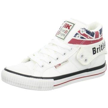 British Knights Sneaker High weiß