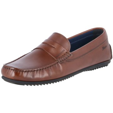 Sioux Mokassin SlipperNaples-702 braun