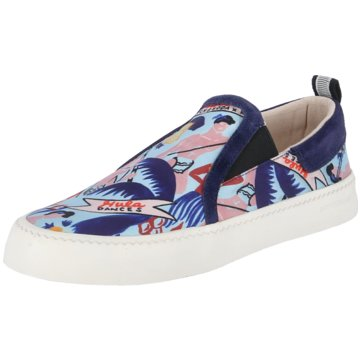 Scotch & Soda Slipper bunt
