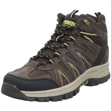 Pioneer Outdoor Schuh braun