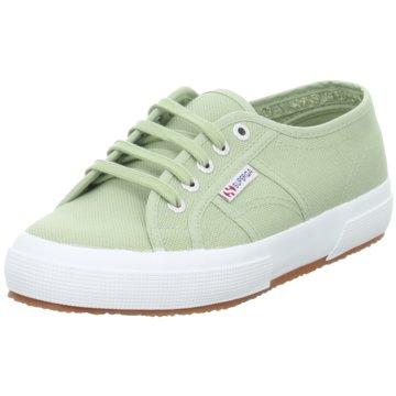 Superga SneakerCotu Classic grün