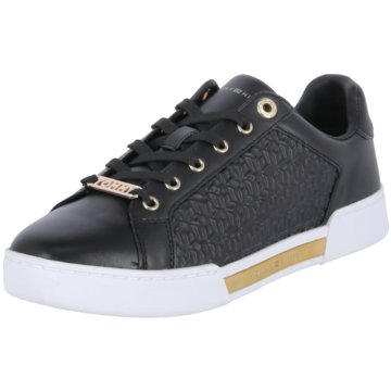 Tommy Hilfiger Sneaker LowMonogram elevated schwarz
