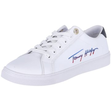 Tommy Hilfiger Sneaker LowSignature Cupsole Sneaker weiß