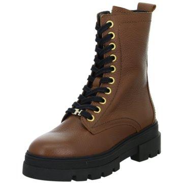 Tommy Hilfiger Boots braun