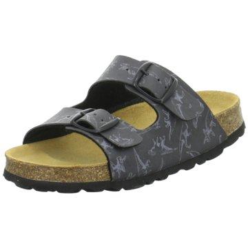Biofit Offene Schuhe grau