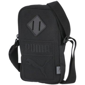 Puma Taschen Damen S PORTABLE - 78038 schwarz