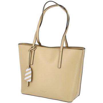SEIDENFELT Taschen Damen gelb