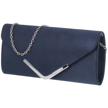 Meier Lederwaren Taschen DamenAmalia Abendtasche blau