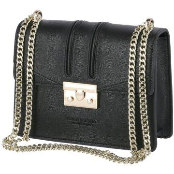 SEIDENFELT Taschen DamenTasche schwarz