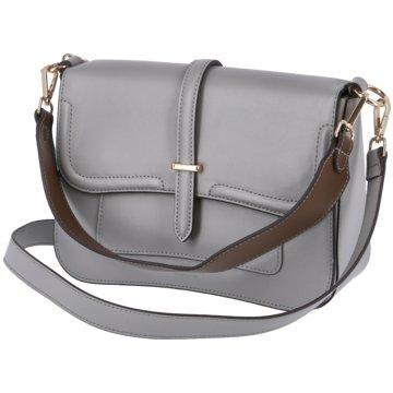 SEIDENFELT Taschen DamenTasche grau