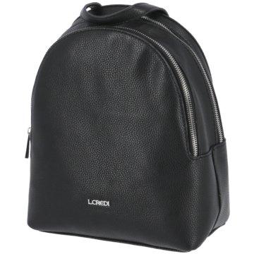 L.Credi Taschen Damen schwarz