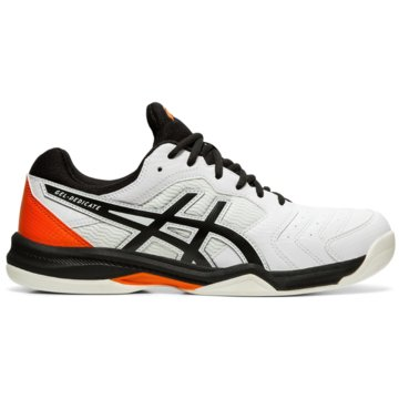asics OutdoorGEL-DEDICATE  6 INDOOR - 1041A081-100 weiß