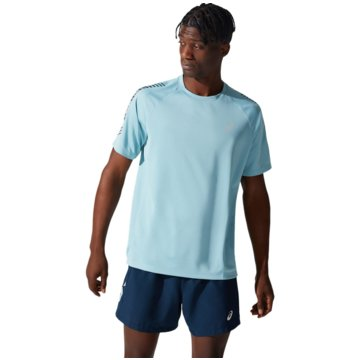 asics T-ShirtsICON SS TOP - 2011B055-402 blau
