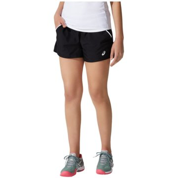 asics TennisshortsCOURT W SHORT - 2042A186-001 schwarz