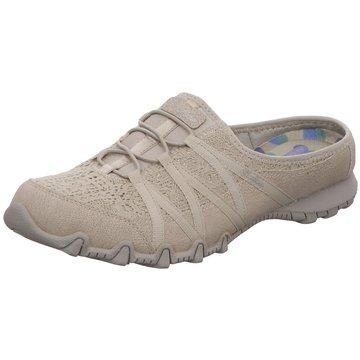 Skechers Komfort Pantolette beige