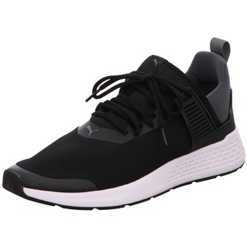 Puma Sneaker LowInsurge Mesh schwarz