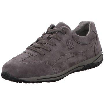 Gabor comfort Komfort SchnürschuhSneaker grau