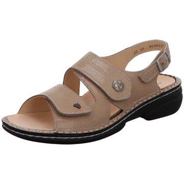 FinnComfort Komfort Sandale02560 MILOS braun