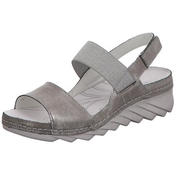 Romika Komfort Sandale grau