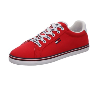 Tommy Hilfiger Sneaker LowEssential Lace Up Sneaker rot