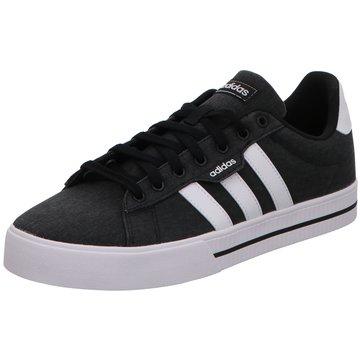 adidas Sneaker LowDAILY 3.0 SCHUH - FW7033 schwarz