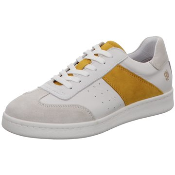 Apple of Eden Sneaker Low weiß