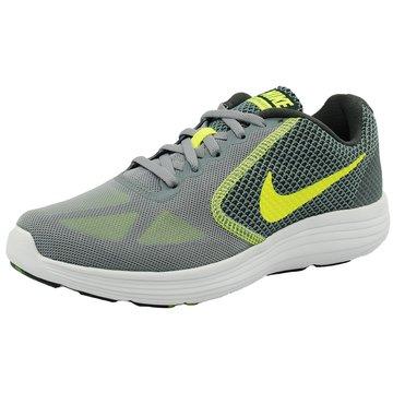 Nike Trainingsschuhe oliv