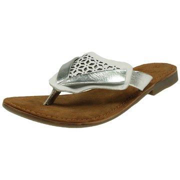 SPM Shoes & Boots Modische Pantoletten silber