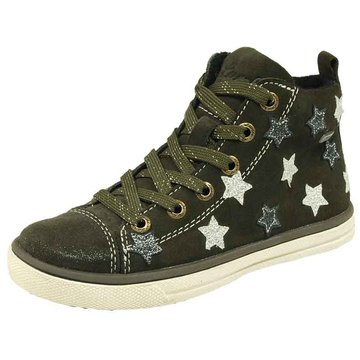 Salamander Sneaker High oliv