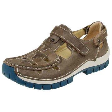 Wolky Komfort Sandale braun