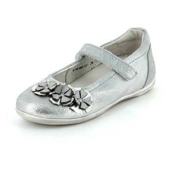 Twins & Trackstyle Spangenschuh silber