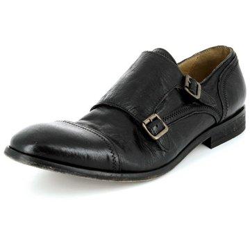 Hudson Business Slipper schwarz