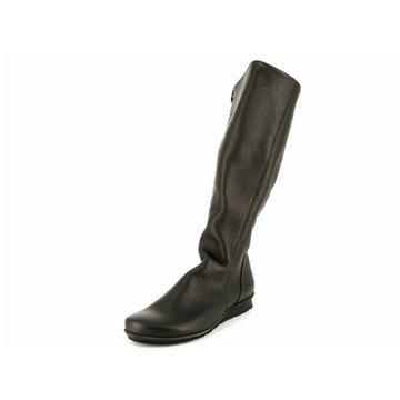 Arche Klassischer Stiefel schwarz