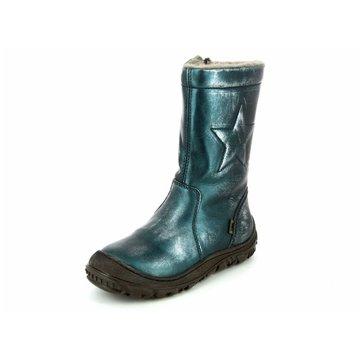 Bisgaard Hoher Stiefel blau