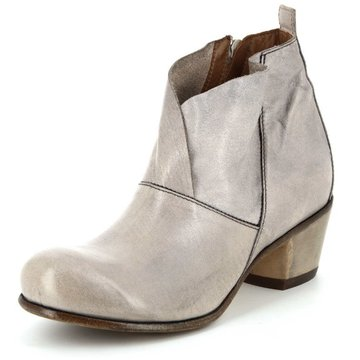 Moma Stiefelette beige