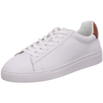 Gant Sneaker LowMc Julien weiß