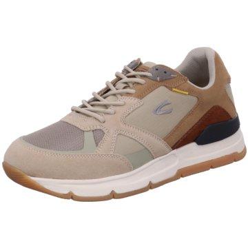 camel active Sneaker LowDrift beige
