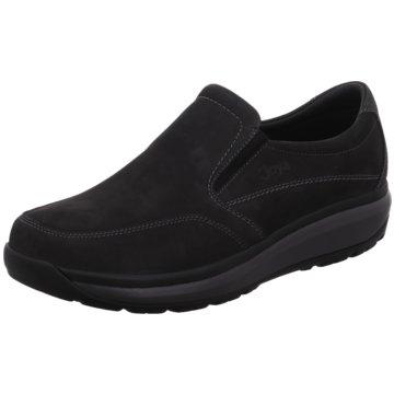Joya Komfort Slipper schwarz