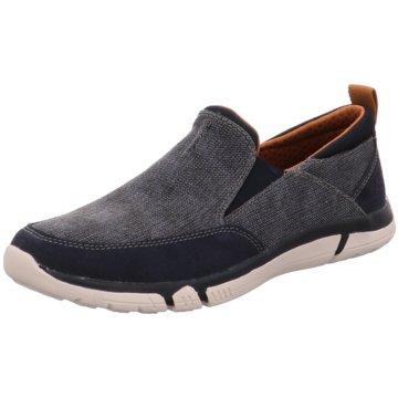 Skechers Komfort SlipperClassic Fit grau