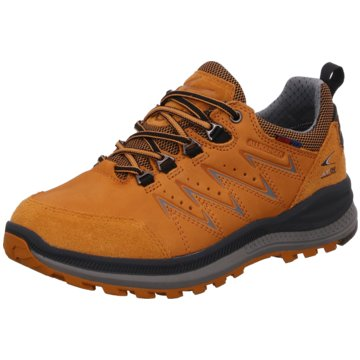 Allrounder Outdoor Schuh orange