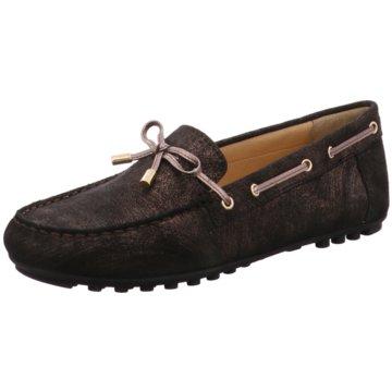 Geox Bootsschuh schwarz