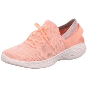 Skechers Sneaker LowSkechers Damen You rosa