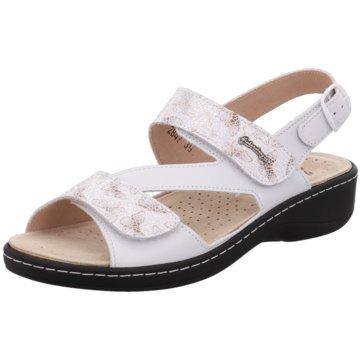 Hickersberger Komfort Sandale weiß