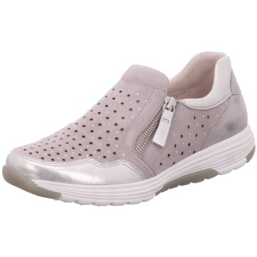 Gabor comfort Sportlicher Slipper rosa