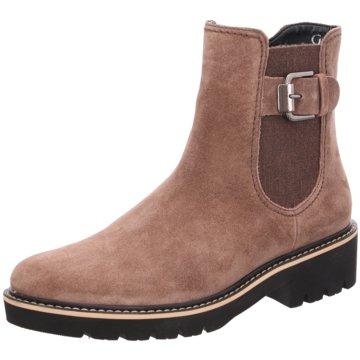 Gabor comfort Chelsea BootStiefelette braun