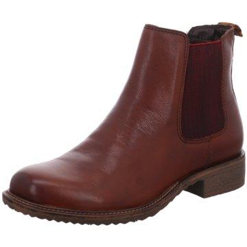 Tamaris Chelsea BootChelsea-Bootie braun
